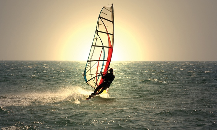 You are currently viewing Where is the best place to Windsurf in Sardinia?