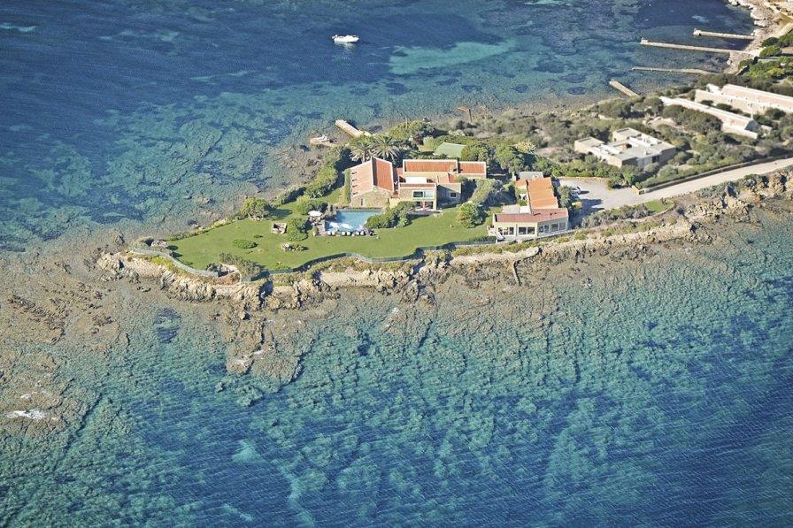 Villa Casaraccio
