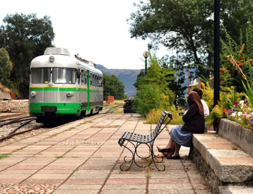 PUBLIC TRANSPORT IN SARDINIA
