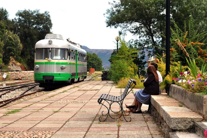 public transport in sardinia