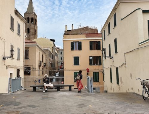 Alghero, the northwestern gateway to Sardinia