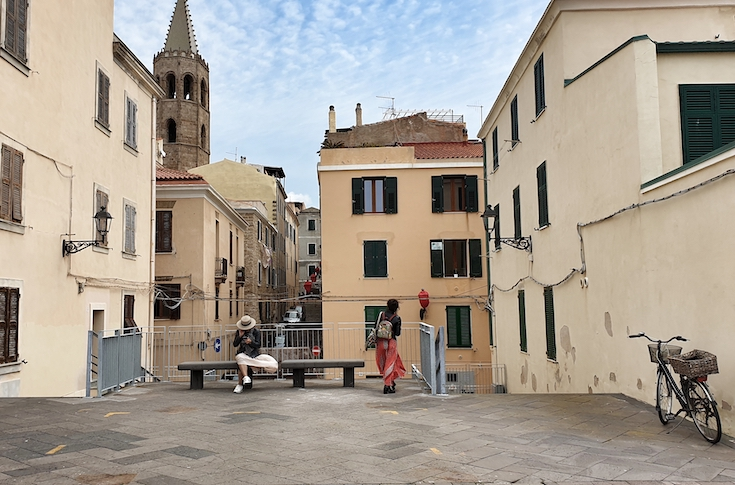 You are currently viewing Alghero, the northwestern gateway to Sardinia
